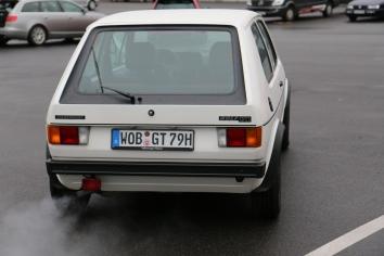 Golf GTI...der Erste