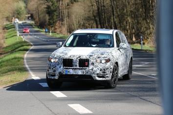 BMW X 3 Nachfolger