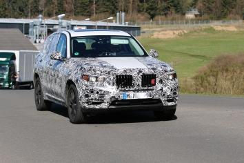 BMW X 3 Nachfolger Hybrid
