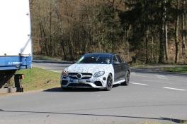 Mercedes E Klasse AMG