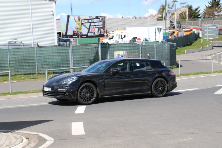 Porsche Panamera Shooting Brake Erlkönig