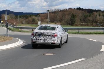 BMW neuer Fünfer
