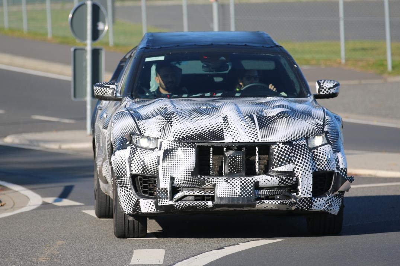 Maserati Erlkönig