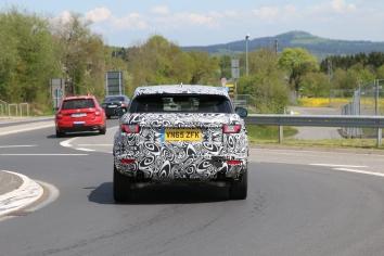 Jaguar Muletto kleiner F-Pace