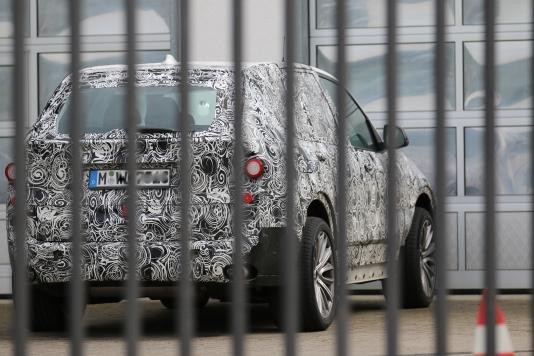 "BMW X 5 "" gestrippt """