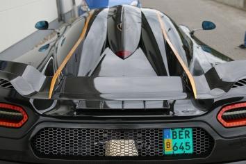 Karosserie aus Carbon