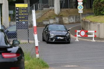 Ford Focus RS wird auch als 500 gebaut werden