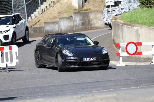 Porsche Panamera Sport Turismo Erlkönig