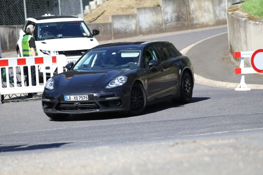 Porsche Panamera Shooting Brake ( Sport Turismo )