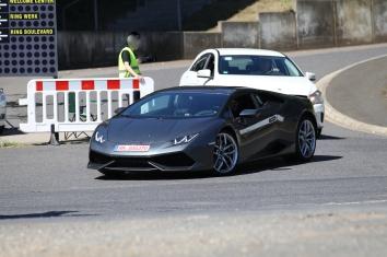 Lamborghini Testfahrzeug