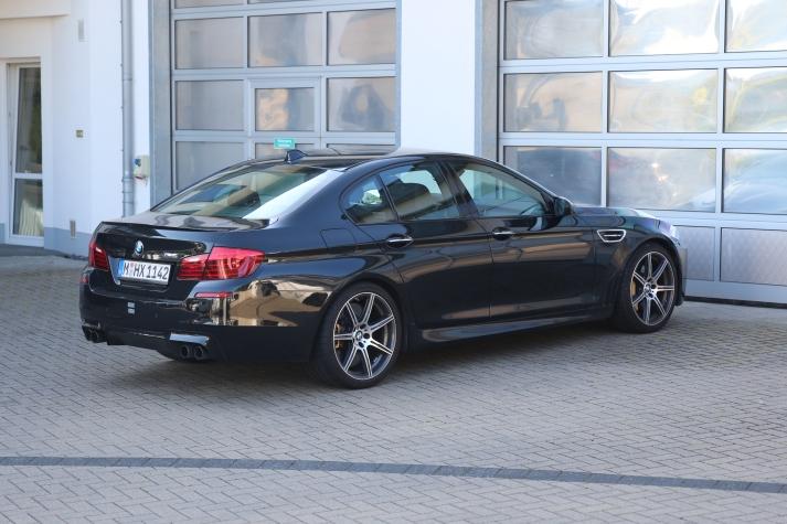 BMW M5 Competiton Edition limitiert auf 200 Stück mit 600 PS 0 bis 100 km/h in 3,9 sec