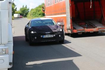 liegt in der Klasse von BMW 4er GT
