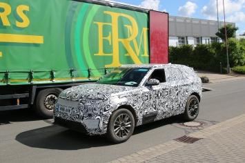 Range Rover Sportcoupe