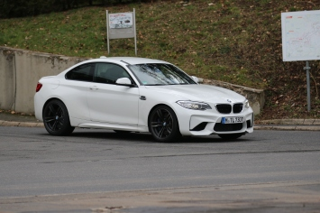 BMW M 240 i Coupe