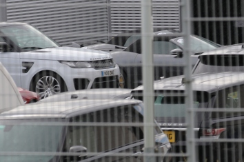 Range Rover......ein Exemplar ohne Tarnung