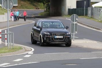 ..steht Audi drauf.....