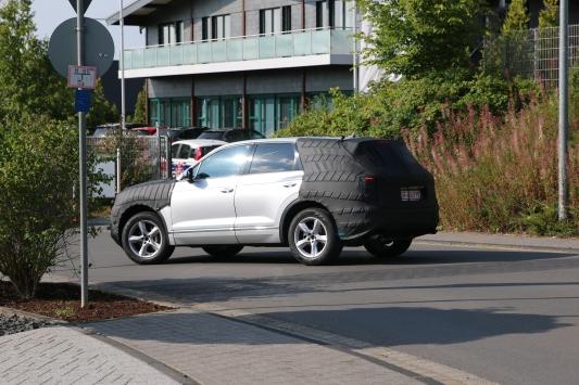 VW Touareg III