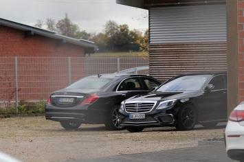 Mercedes S - Klasse Facelift für 2017