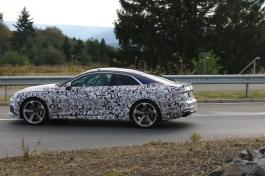 Audi RS 5 Erlkönig