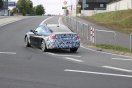 BMW 4er Facelift Erlkönig