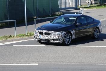 BMW 4er LCI Facelift Erlkönig