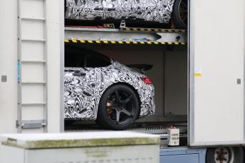 AMG GT R Erlkönig
