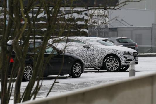 Hyundai Genesis Erlkönig