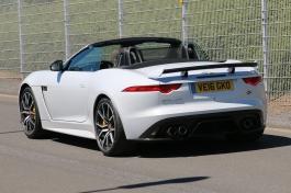 Jaguar F-Type SVR Cabriolet