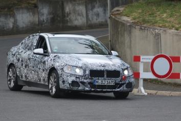 BMW 1er Limousine nur für China