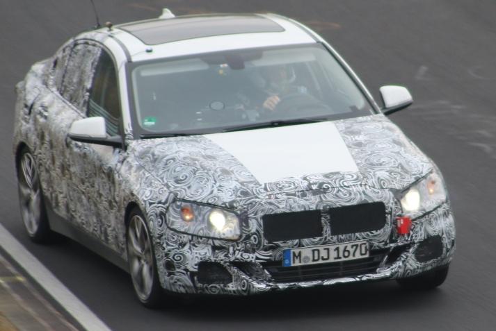BMW 1er Limousine ...für China....