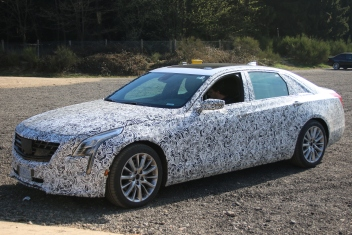 Cadillac Erlkönig