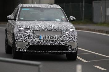 Range Rover Velar die Antwort auf den X6