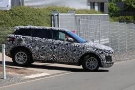 Jaguar kleiner SUV Erlkönig