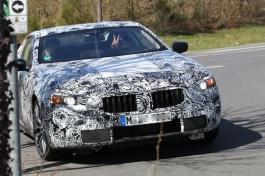 BMW 8er Coupe Erlkönig