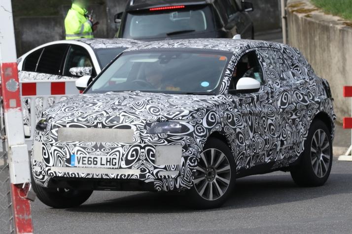Jaguar Kleiner SUV