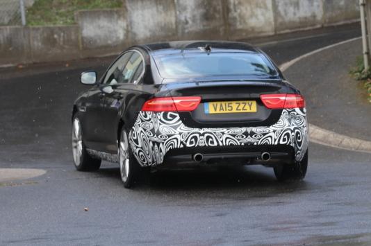 Jaguar XF S Facelift
