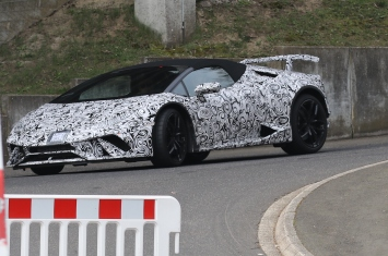 Lamborghini Huracan Performante Cabrio