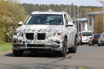 BMW X 5 Erlkönig