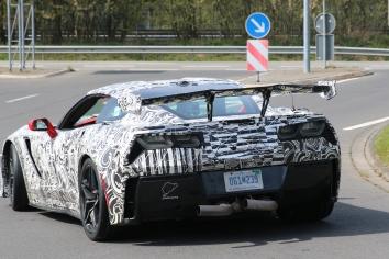 Corvette ZR 1 Prototype