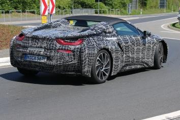 BMW i 8 Cabrio Prototype