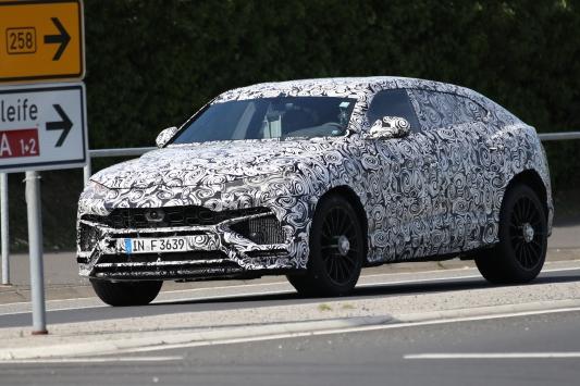 Lamborghini SUV Prototype