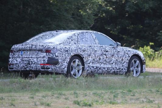 Audi A 6 prototype
