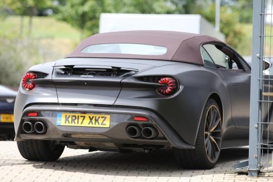 Aston Martin Volante kommt im nächsten Jahr