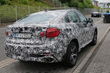 BMW X 4 prototype