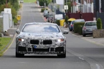 BMW M8 Coupe prototype