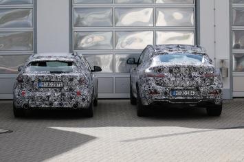BMW 1 er und BMW X ? prototype
