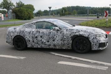 BMW M 8 prototype