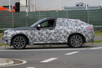 BMW X ? prototype