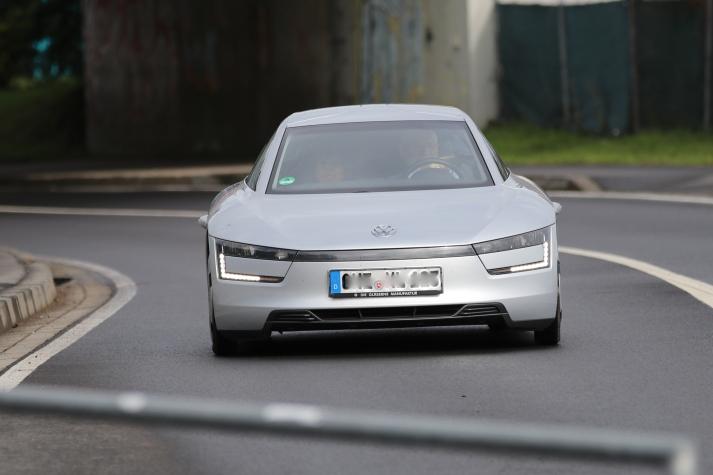 VW XL1 damaliger Preis 111000 Euro
