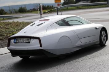 VW XL1 nur 200 Stück gefertigt